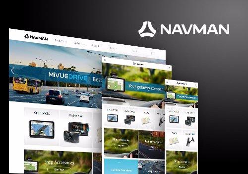 Navman client card