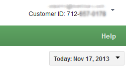 adwords customer id