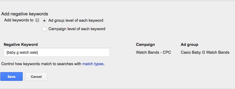 google adwords