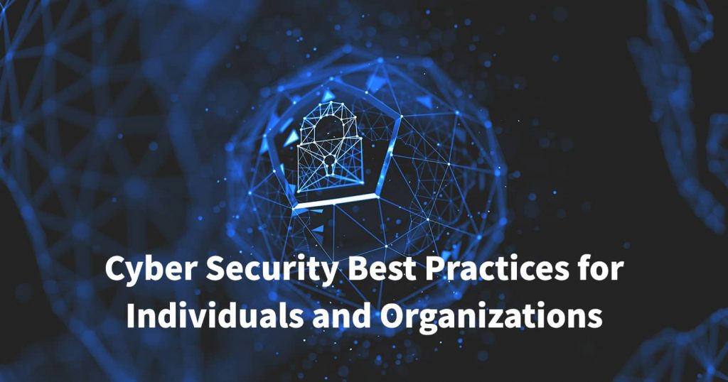 Cyber Security Best Practices Article Banner