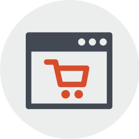ecommerce website design link image